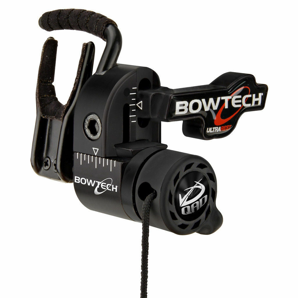 QAD Ultrarest V3 Black LH Bowtech