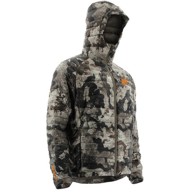 Nomad Duo-Down Hoody, Veil Camo
