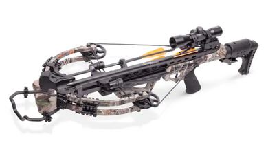 CenterPoint Heat 415 w/Power Draw Crossbow Package