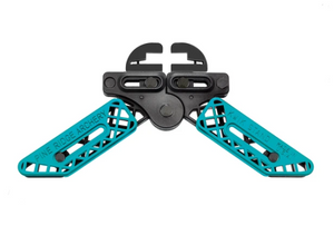 Pine Ridge Kwik Stand Bow Support Turquoise/Black