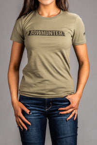 Hoyt Ladies Bowhunter T-Shirt Small