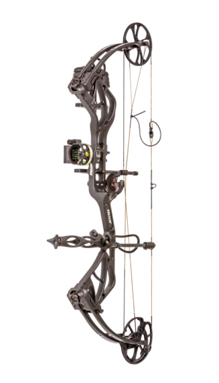 Bear Archery LS Whitetail Legend Bow RTH RH 70# Shadow