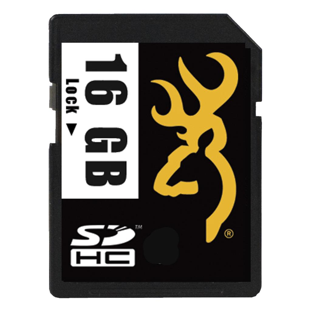 Browning Trail Camera 16GB SDHC Memory Card