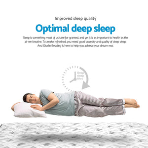 Spring Foam Mattress King Size