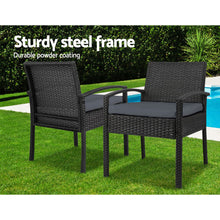 Load image into Gallery viewer, 3-piece Outdoor Set - Black
