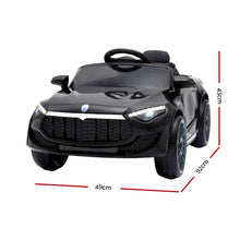 Load image into Gallery viewer, Maserati Kids Ride On Car - Black