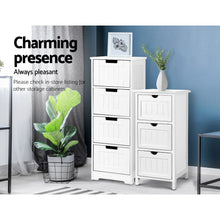 Load image into Gallery viewer, Storage Cabinet Chest Dresser Bedside Table