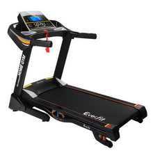 Load image into Gallery viewer, Electric Treadmill 48cm Incline Running Home Gym Fitness Machine Black