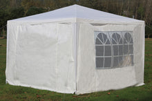 Load image into Gallery viewer, 3x3m  Outdoor Marquee Tent Canopy White