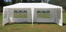 Load image into Gallery viewer, 3x6m  Outdoor Marquee Tent Canopy White