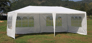 3x6m  Outdoor Marquee Tent Canopy White