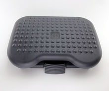 Load image into Gallery viewer, Footrest Under Desk Foot / Leg Rest for Office Chair Ergonomic Computer Plastic