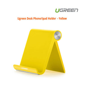 Desk Phone/iPad Holder - Yellow (20807)