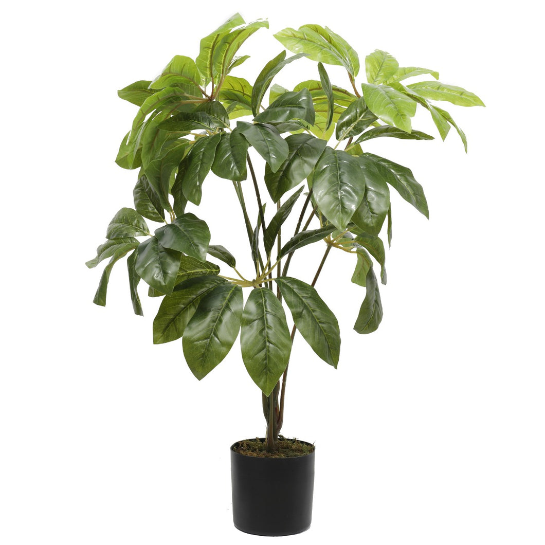 Potted Artificial Umbrella Tree 65cm