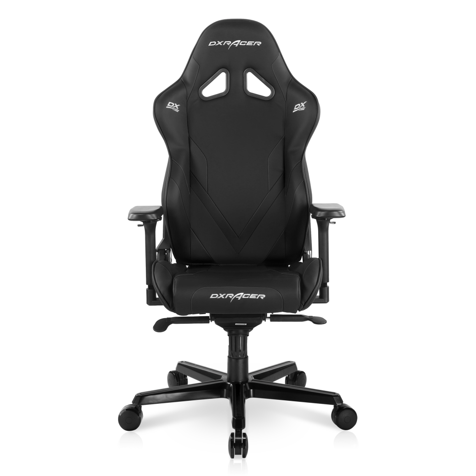 2021 DXRACER G Series Modular Gaming Chair D8200 - Black (The Seat Cushion Is Removable)
