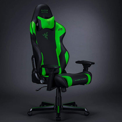 DXRacer P133 Racer Edition T3 Gaming Chair - Black/Green