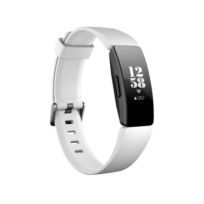 Fitbit Inspire HR - White/Black