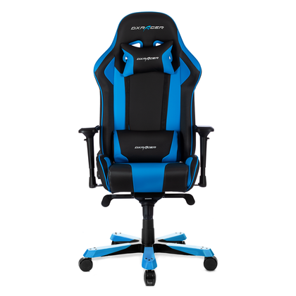 DXRacer King Series Gaming Chair - Black/Blue