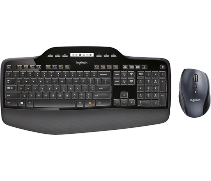 Logitech MK710 Wireless K/B Desktop - Arb/Eng