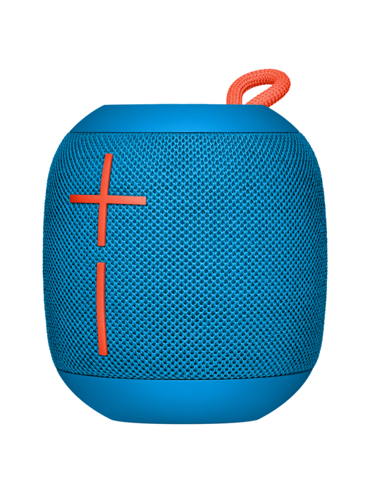 Logitech UE WONDERBOOM Bluetooth Speaker - SUBZERO BLUE