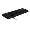 Logitech G513 Backlit RGB Mechanical Gaming Keyboard - Carbon US International Tactile