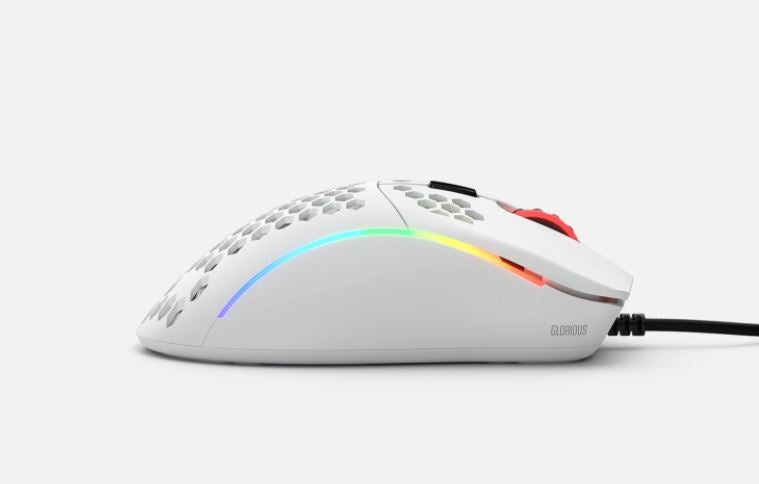 Glorious Gaming Mouse Model D Minus - Matte White