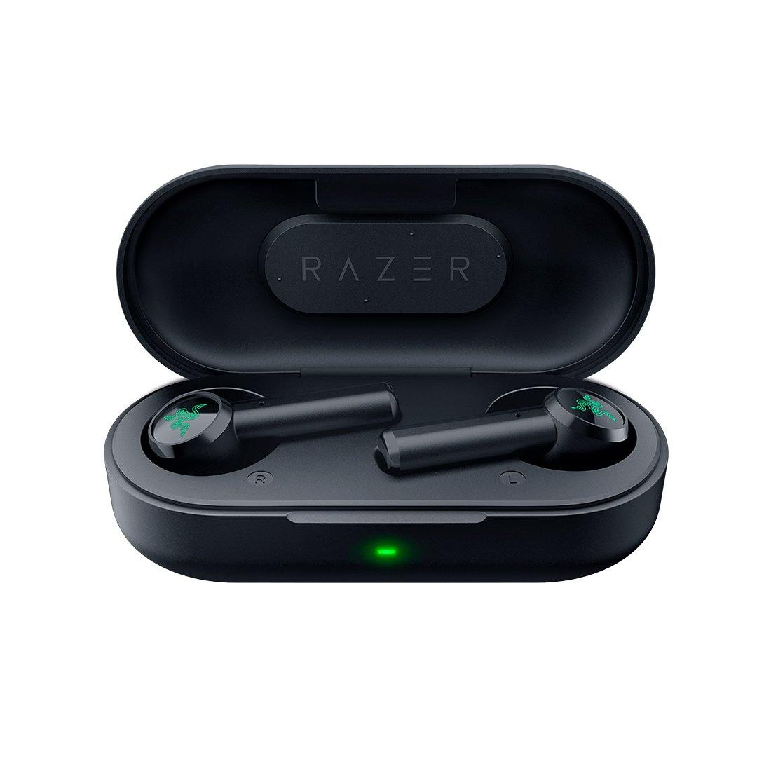 Razer Hammerhead True Wireless Earbuds - Black