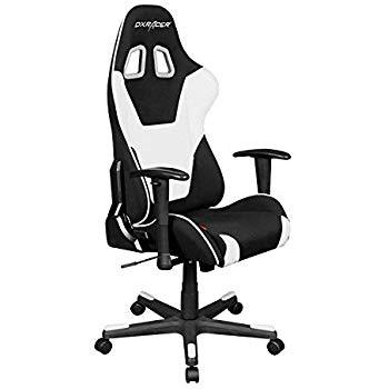 DXRACER Formula Series Gaming Chair -  Black White