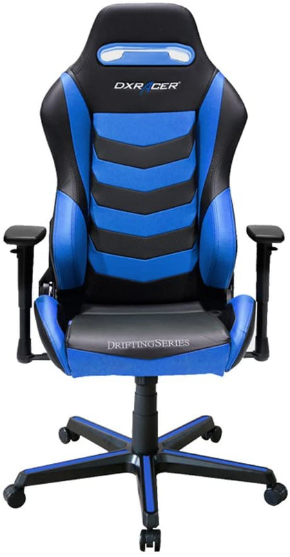 DXRacer Drifting Series Gaming Chair - Black/Blue