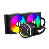 Lian Li Galahad 240 Closed-Loop AIO Liquid CPU Cooler - Black