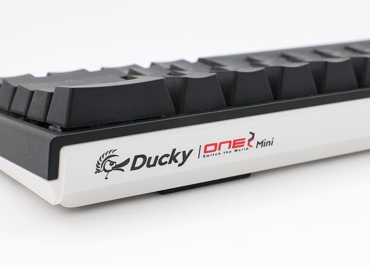 Ducky One 2 Mini RGB Version 2 Gaming Keyboard - Cherry MX Red Switch