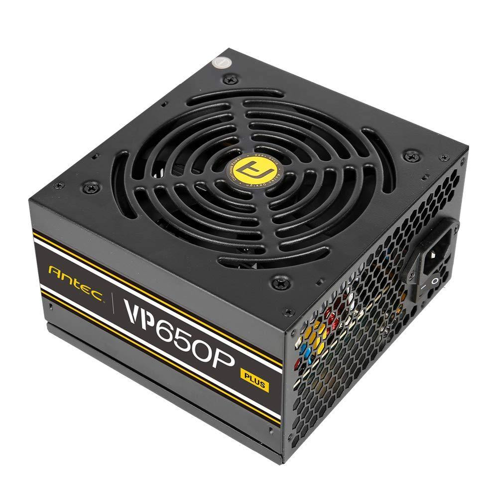 Antec VP650 Plus 650w 80 Plus Non-Modular Power Supply (VP650P Plus)