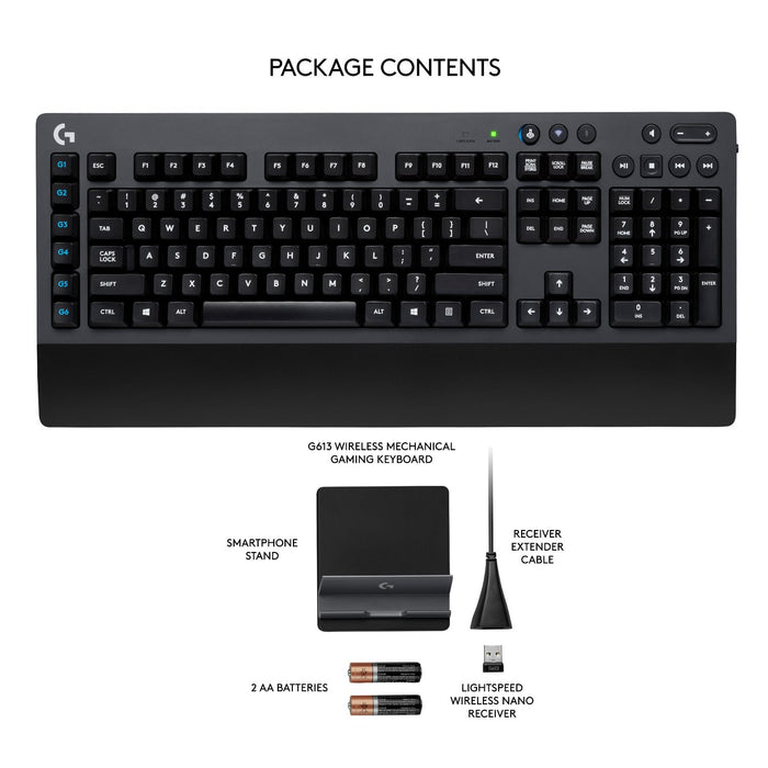Logitech G613 Mechanical keyboard
