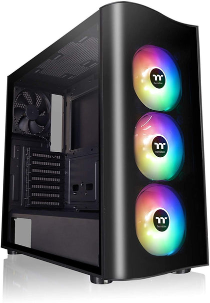 Thermaltake CA-1M8-00M1WN-00 View 23 Tempered Glass ARGB Edition ATX Case