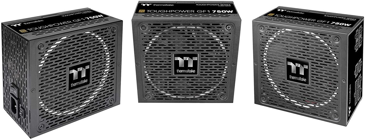 Thermaltake Toughpower GF1 750 Watt Full Modular 80+ Gold PSU/Power Supply