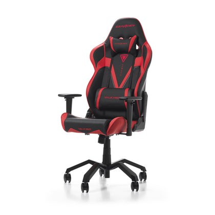 DXRacer Valkyrie Series Conventional PU Leather Gaming Chair VB03/NR-Black/Red