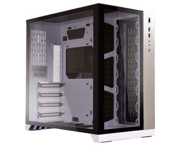 Lian Li PC-O11DX 011 Dynamic Tempered Glass Gaming Computer Case - Black
