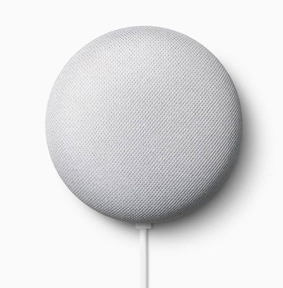 Google Nest Mini GA00638-US - Chalk White