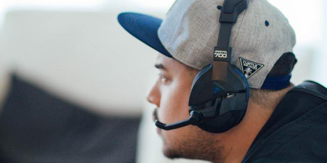 TURTLE BEACH Ear Force Stealth 700P Gaming