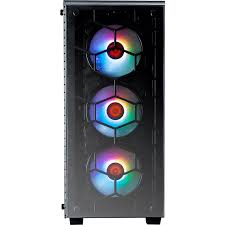 Redragon Diamond Storm Pro RGB Tempered Glass EATX Chassis