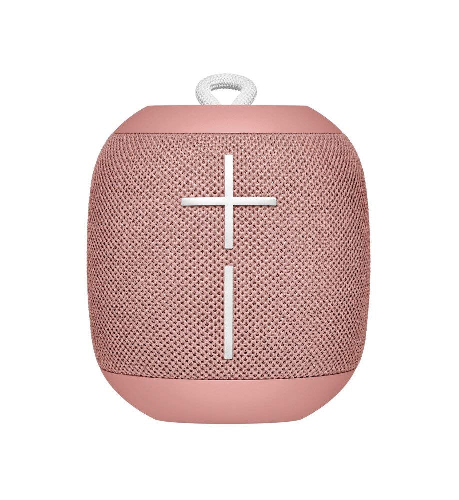 Logitech UE WONDERBOOM Bluetooth Speaker - CASHMERE PINK