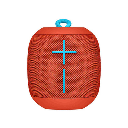 Logitech UE WONDERBOOM Bluetooth Speaker- FIREBALL RED