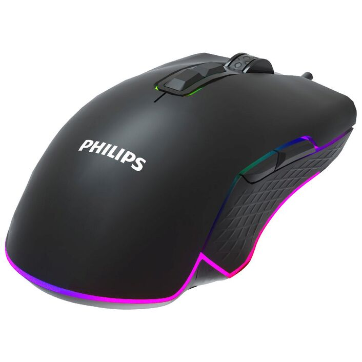 Philips SPK9201B Mechanical Gaming Mouse