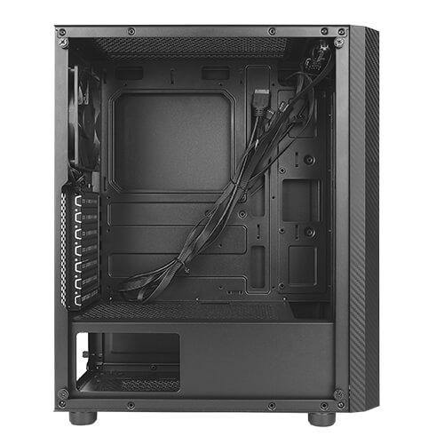 Antec NX230 Case Mid Tower Gaming Case - Black