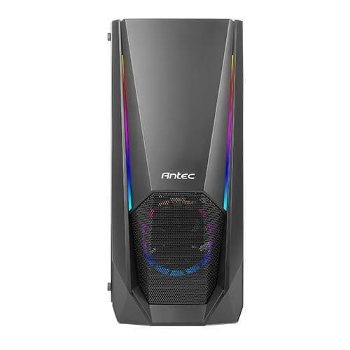 Antec NX310 Mid Tower Gaming Case - Black