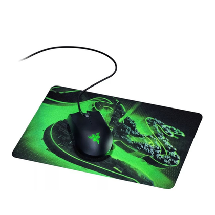 Razer RZ83-02730100-B3M1 Gaming Mouse Abyssus & Goliathus Construch Mouse Pad Bundle