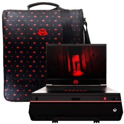 Buddah Tek Rover 1 Personal Gaming Station with R1 Messenger Bag