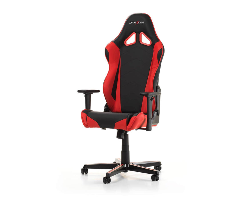 DxRacer Gaming Chair Racing R0-NR Series - Black/Red