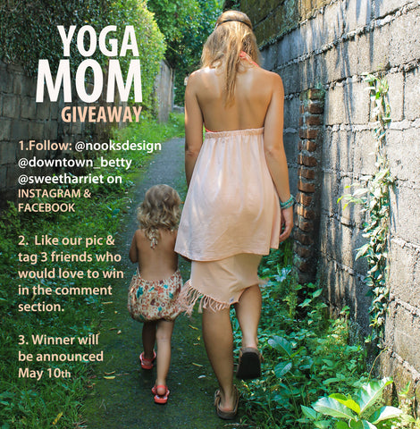 Yoga Mom Giveaway Contest