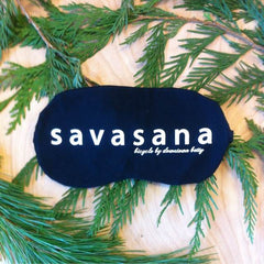 Savasana sleep mask